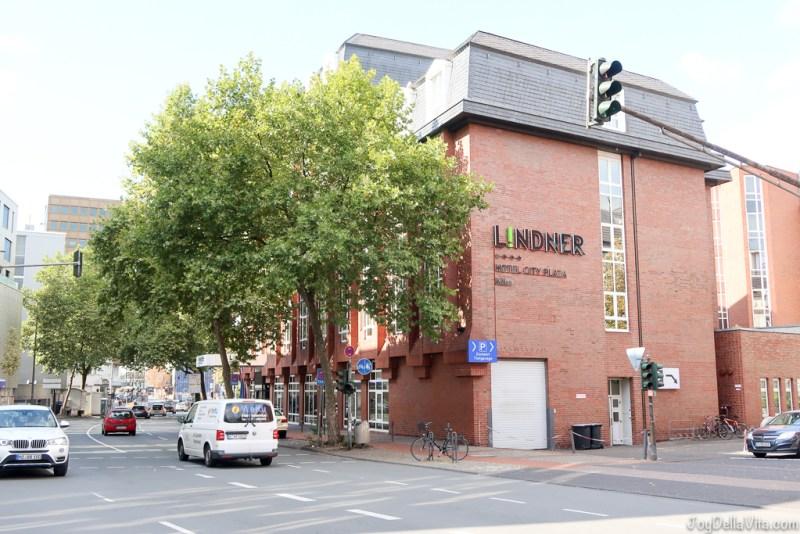 Lindner Hotel City Plaza Magnusstrasse 20 50672 Cologne Germany