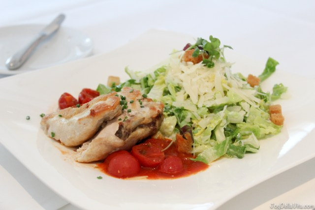 Ceasar Salad Salon JB Messmer Dorint Maison Messmer Hotel Baden-Baden