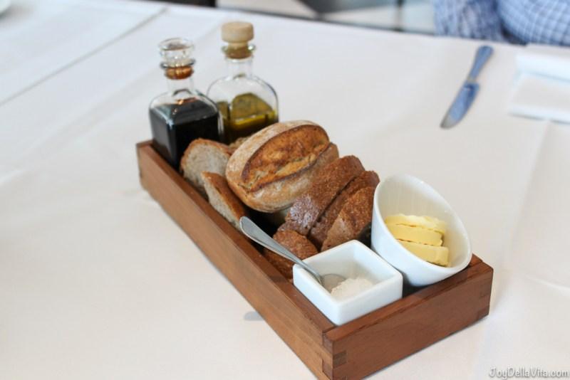 Bread Basket with butter Salon JB Messmer Dorint Maison Messmer Hotel Baden-Baden