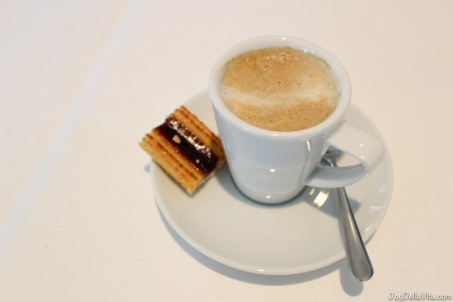 Espresso Macchiato Salon JB Messmer Dorint Maison Messmer Hotel Baden-Baden