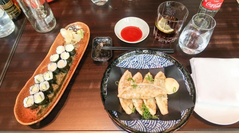 moriki sushi baden-baden roomers hotel restaurant travel blogger joydellavita