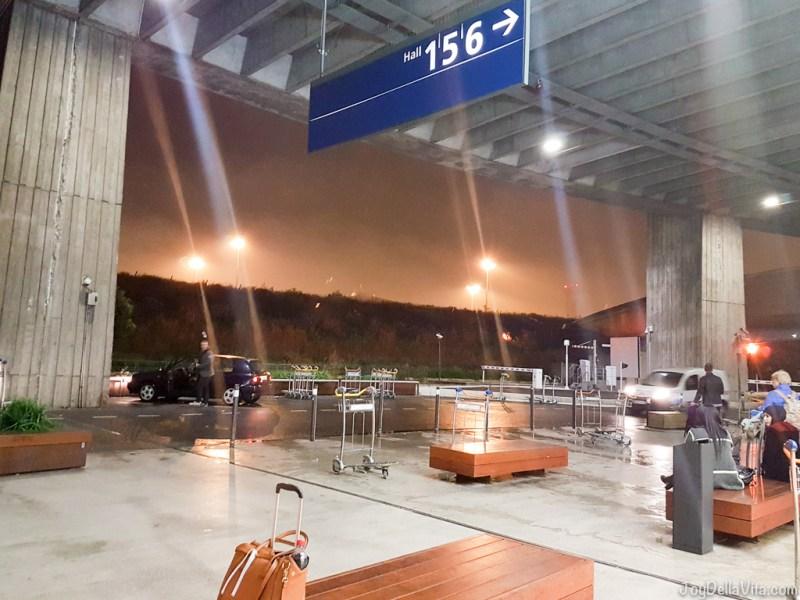 UberPool experience Paris Charles de Gaulle CDG Airport City Center travel blog