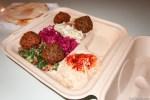 Falafel Plate Fala Bar West Hollywood Los Angeles uberEATS