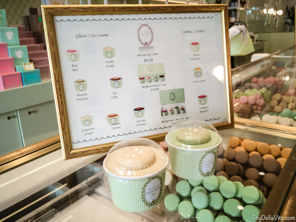 French Macarons by Laduree in Beverly Hills