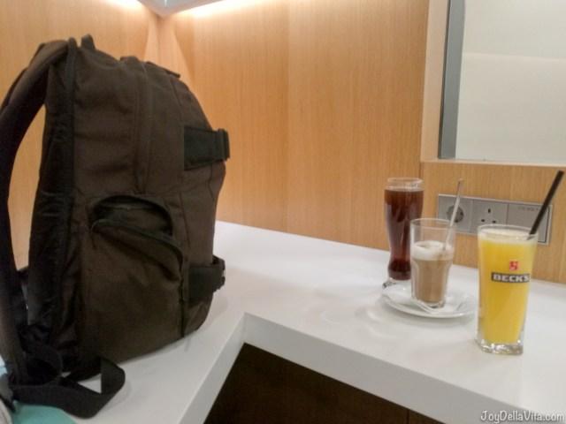 Lufthansa Business Class Lounge Z Gates Frankfurt