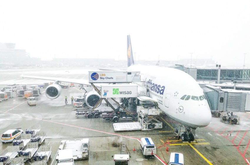 Lufthansa Flight Review: Frankfurt - Los Angeles LH456 (Economy Class) Airbus A380