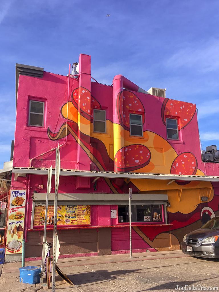 Pizza House Venice Beach