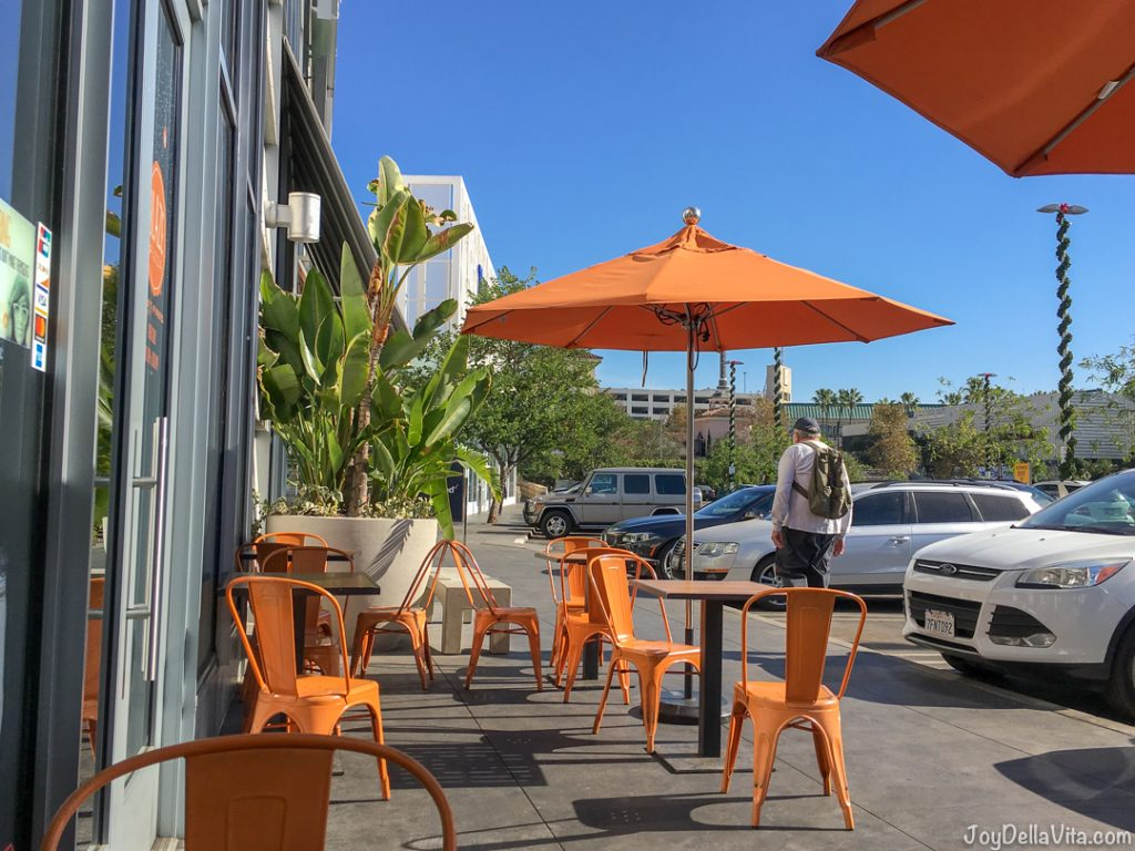 Blaze Pizza by the Grove at the Farmers Market Los Angeles
