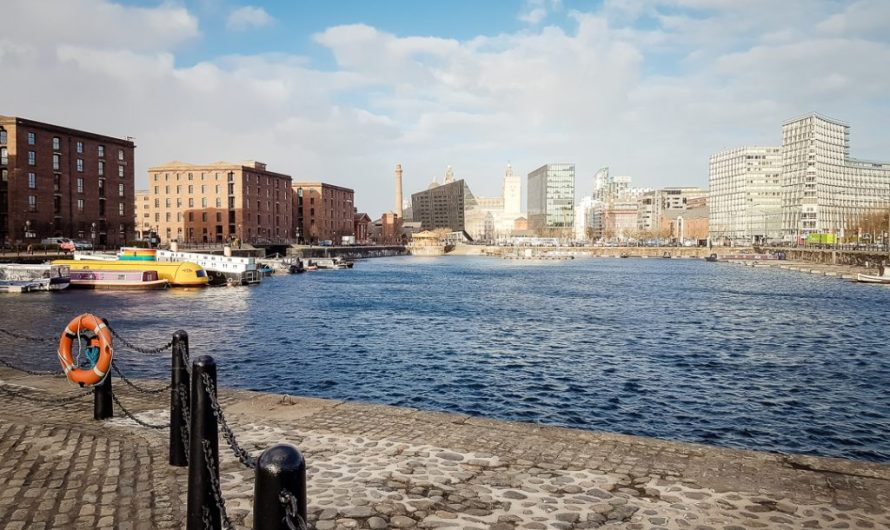 Travel Diary: 1 Day Trip to Liverpool