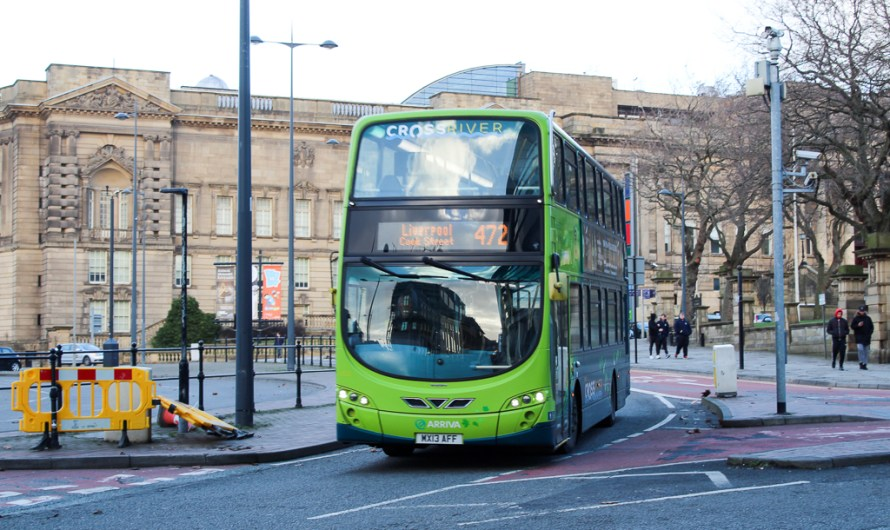 Public Transport in Liverpool