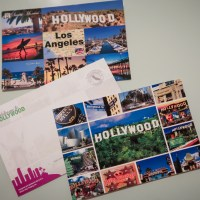 Costs to send a Postcard from the USA to Europe