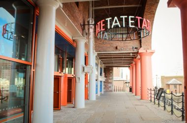 TATE Art Museum Liverpool Albert Dock