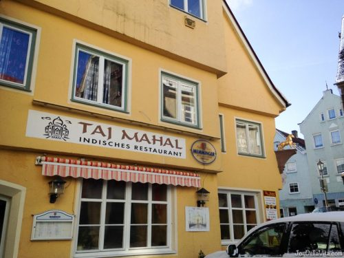 Taj Mahal Memmingen Indian Restaurant
