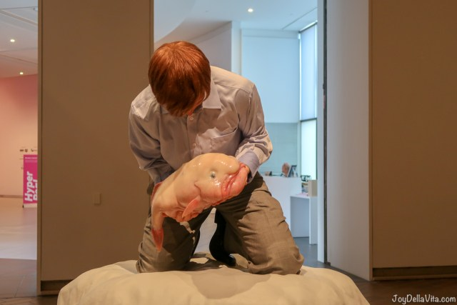 Patricia PICCININI Eulogy 2011 HYPER REAL National Gallery of Australia Canberra
