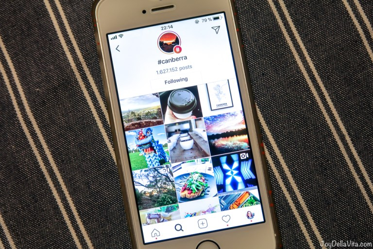 Instagram Accounts to follow before visiting Canberra, the Capital of Australia