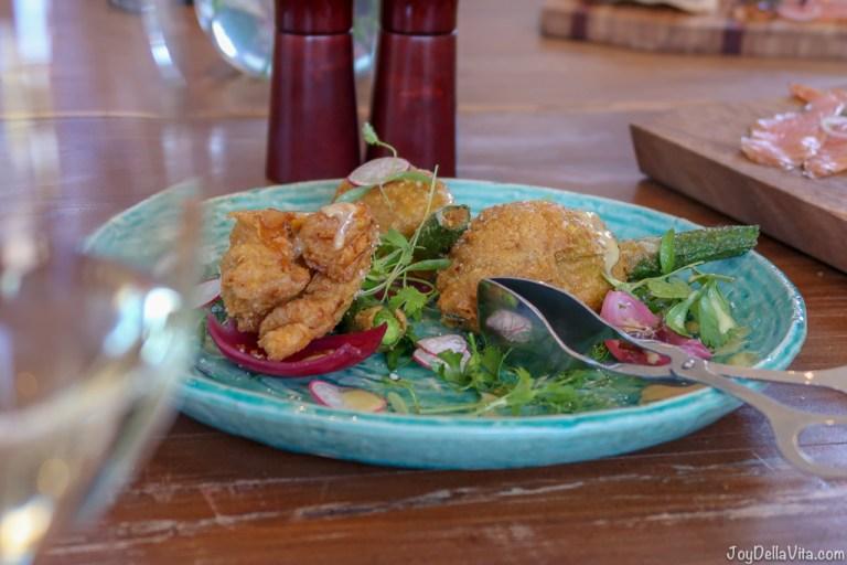 Lunch at Pialligo Estate Canberra