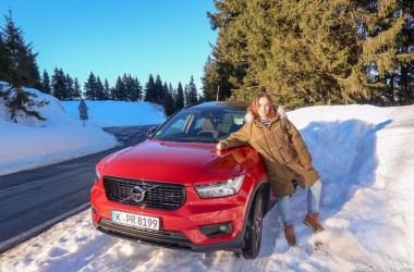 Volvo XC40 Blogger Berchtesgaden