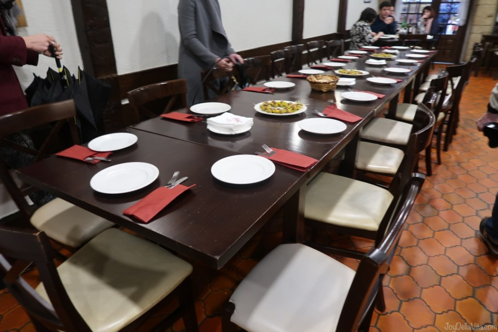 La Cepa Donostia San Sebastián Pintxo Bar Restaurant