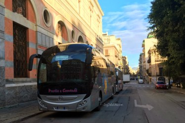 Palermo Airport Bus Shuttle Transfer