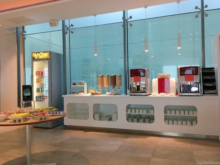 Valencia Airport Business Lounge (SALA VIP JOAN OLIVERT)