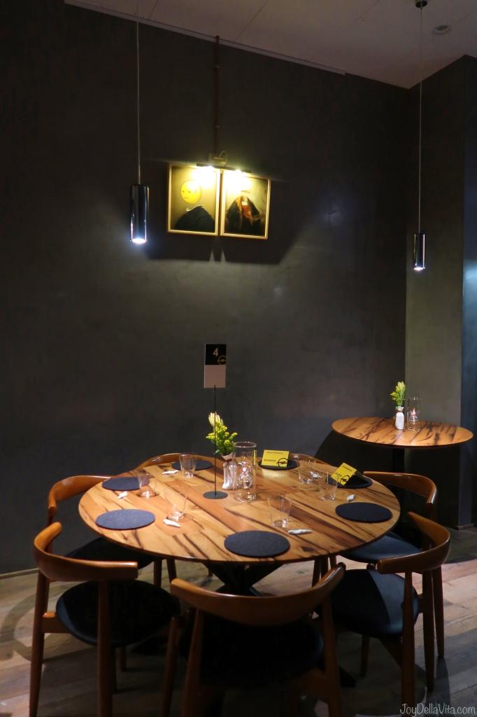 Amelia Michelin Star Restaurant San Sebastian Donostia Vegetarian