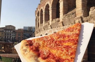 Fast Pizza La Conchiglia Verona Arena