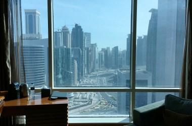 Intercontinental The City Doha West Bay Qatar Travel Blog JoyDellavita