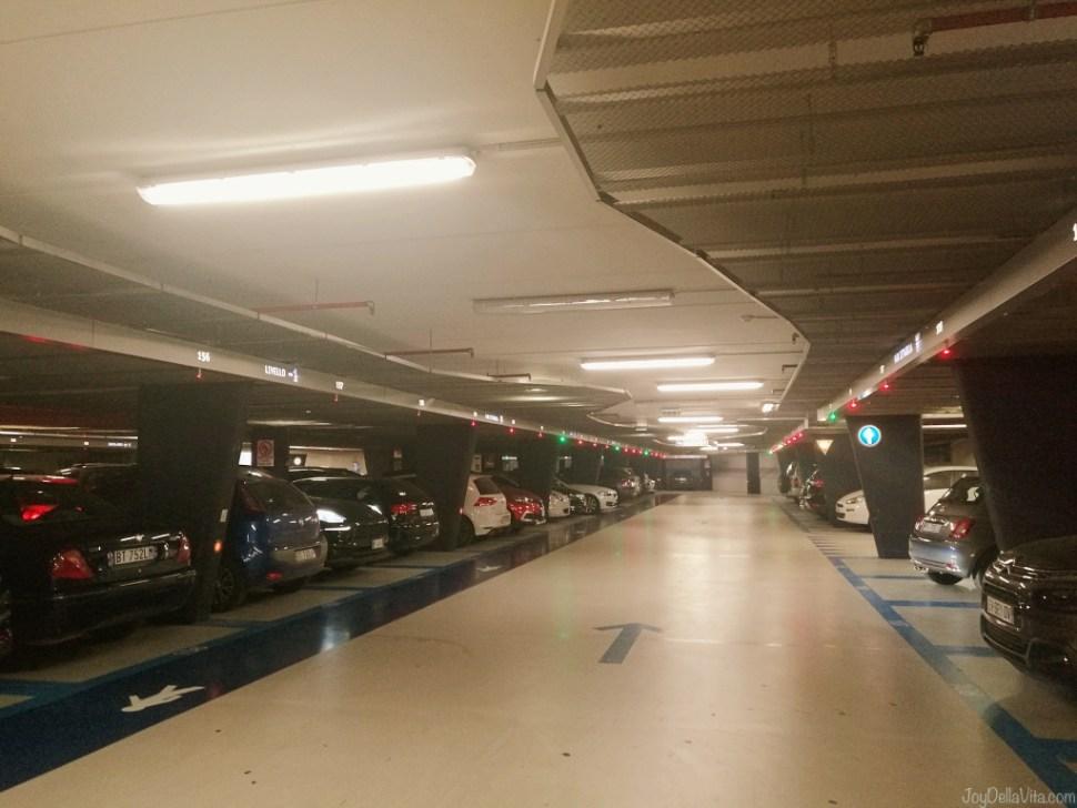 Parcheggio Multipiano Cittadella Verona - Via Paglieri, 37122 Verona
