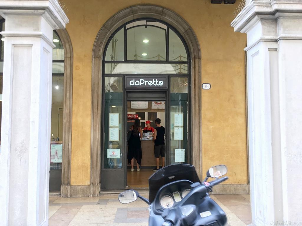 Padua daPrette Padova