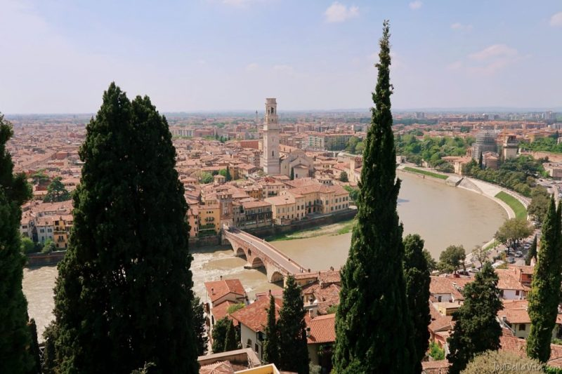 photo location verona castel san pietro