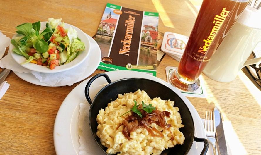 Dinner at Restaurant Gasthausbrauerei Neckarmüller Tübingen