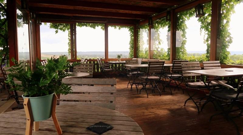 Restaurant Vineyard Baiken Eltville am Rhein Frankfurt JoyDellaVita Travel Blog