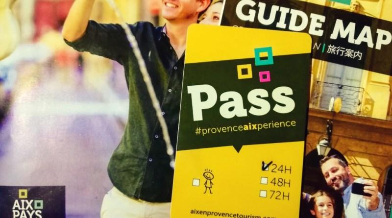 Aix en Provence City Pass