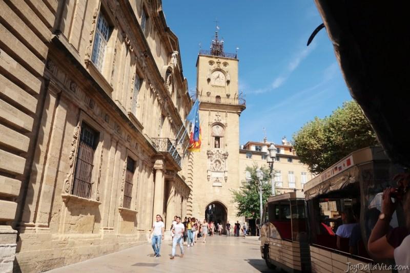 City Train Aix en Provence
