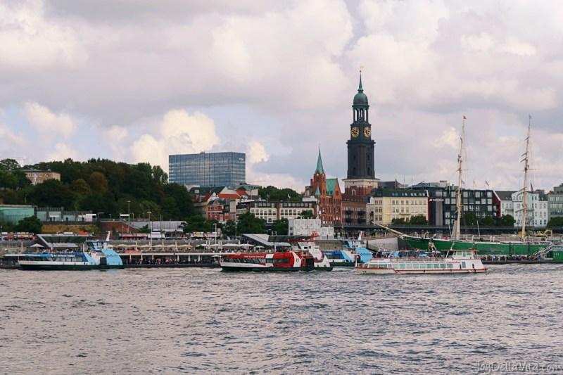 Lookout Alter Elbtunnel Hamburg