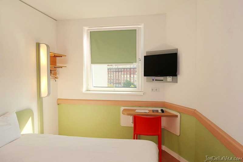 ibis budget Hamburg city blog review