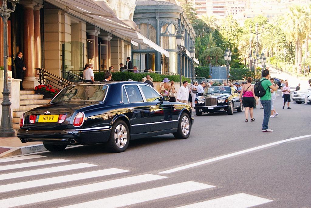 Carspotting Monaco Casino Monte Carlo french travel blog