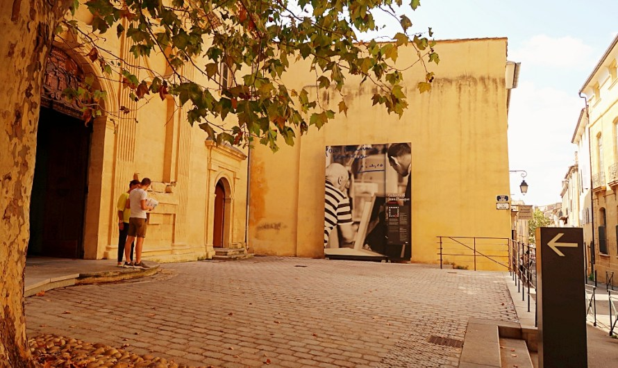Art Museum Granet XXe – a must visit in Aix-en-Provence