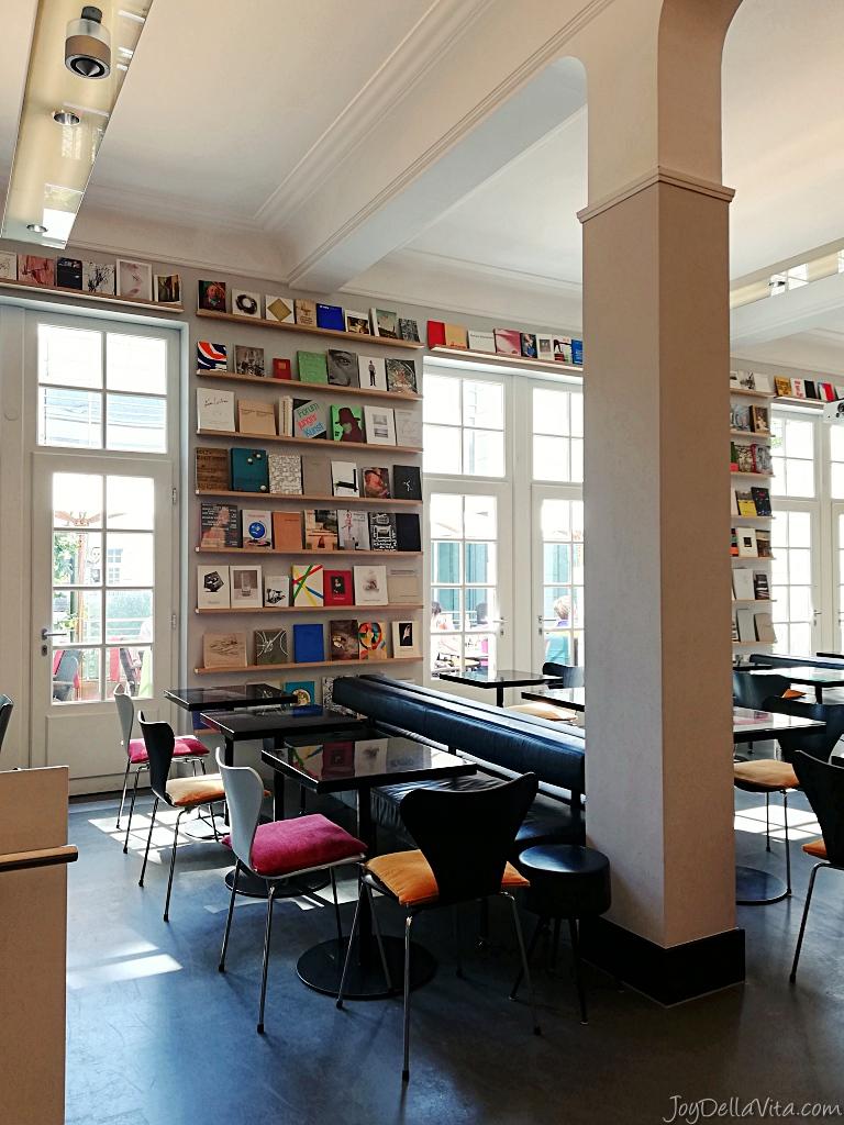 Cafe Kunsthalle Baden Baden