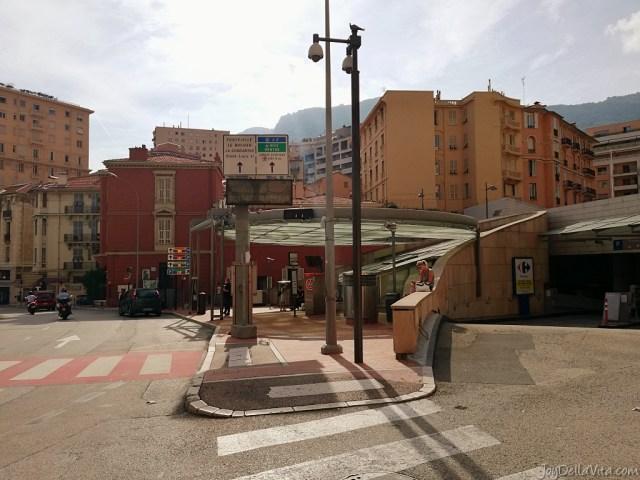 Gare Monaco Monte Carlo