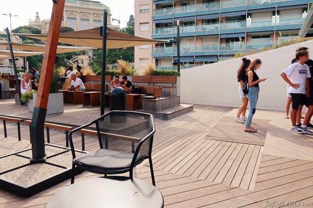 starbucks monaco fairmont hotel