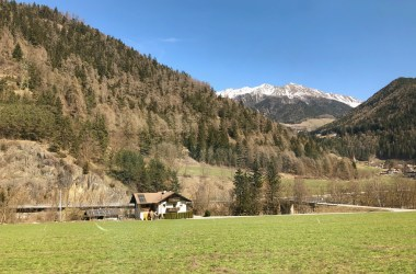 EuroCity Train Innsbruck Brixen South Tyrol 11 travelblog joy della vita