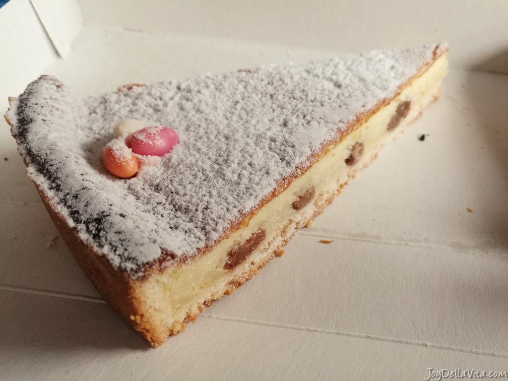 Swiss Easter cake recipe - Schweizer Osterkuchen