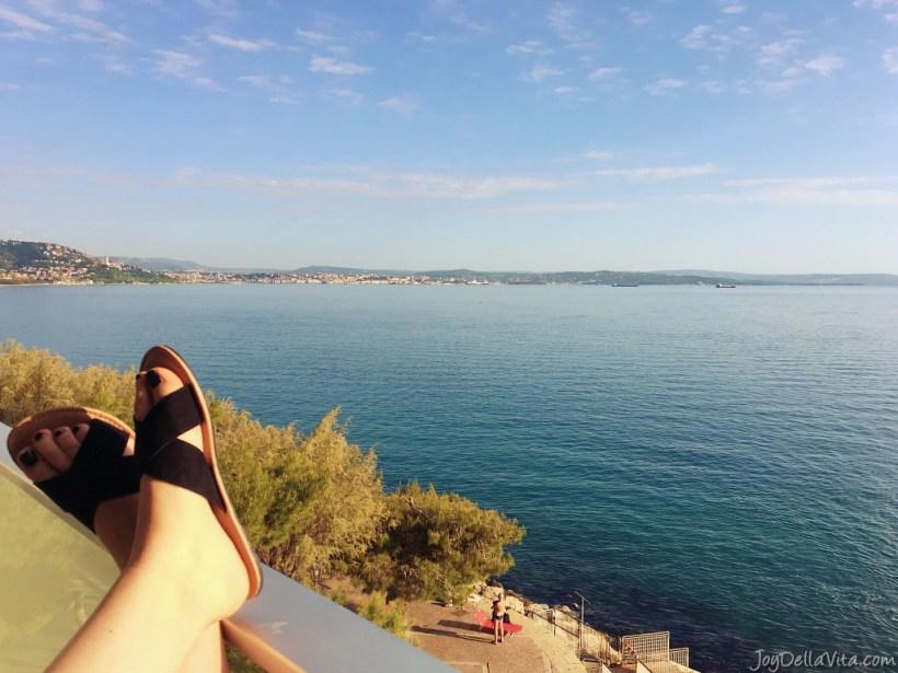 Travel Plantar Fasciitis travelblog joy della vita