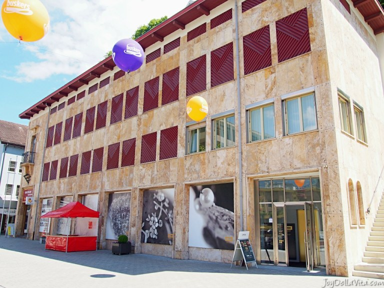 Schatzkammer Museum in Vaduz / Treasure Chamber of the Principality of Liechtenstein