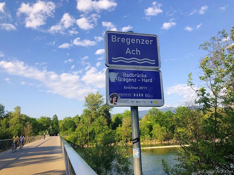 Sightseeing Walk Bregenz shores of Lake Constance vorarlberg blog