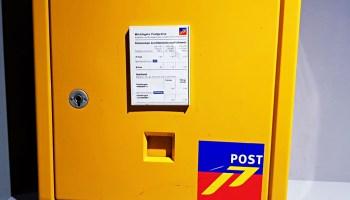 Costs to send a Postcard from Italy abroad - Joy della Vita