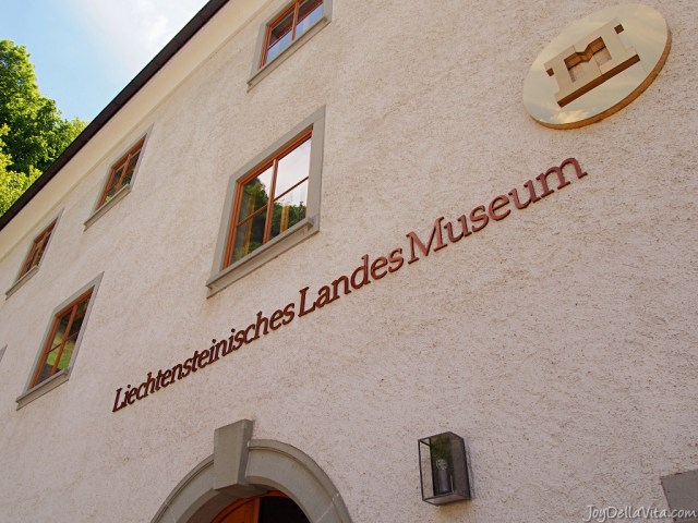 Liechtenstein National Museum Vaduz