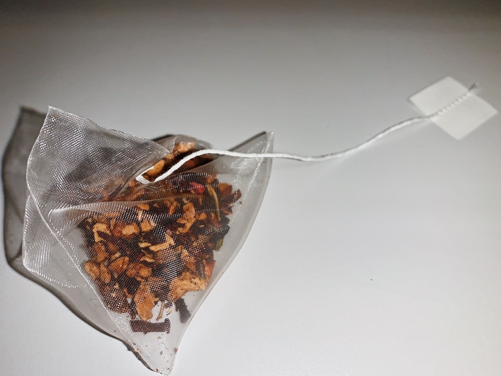 microplastic tea bag dallmayr