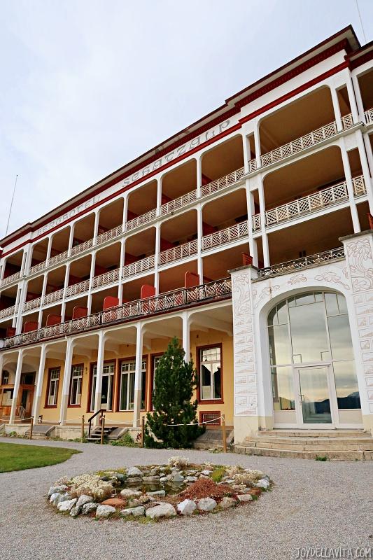 Berghotel Schatzalp Davos